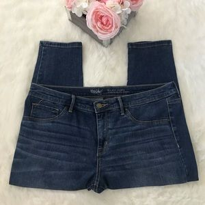 Mossimo Mid-Rise Jeggins